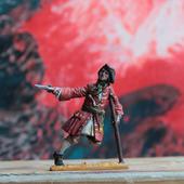 Оловянный солдатик. Пират.