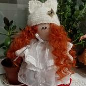 фото: кукла интерьерная