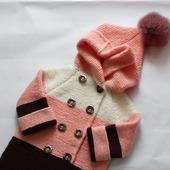 фото: вязание для детей