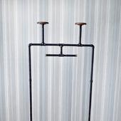Напольная вешалка для авто/мото/вело шлема
