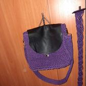 Комплект сумка+ремень