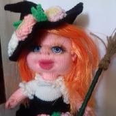 """Куколка """"Цветочная Ведьмочка"""""""