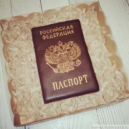 """Пряники козули """"Паспорт"""" ручной работы на заказ"""
