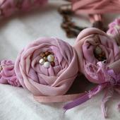 Комплект украшений «Старый сад. Розовый павильон»