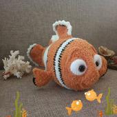 Рыбка Немо - рыба Клоун