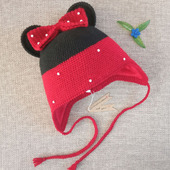 фото: шапочка с ушками