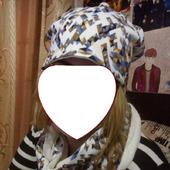Шапочка и шарфик-снуд