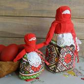 Народная кукла Пасха