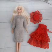 фото: платье для барби