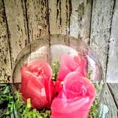 Мыло Розы 3D (3 шт. набор)
