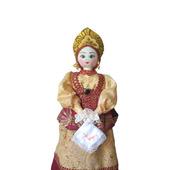 """Кукла """"Боярышня"""" (наряд 19 века)"""