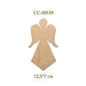 159 Ангел. Деревянные заготовки для декупажа