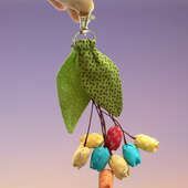 фото: подвеска брелок