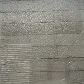 Текстурный лист 4 для теста, марципана, полимерной глины, набор 10 шт.