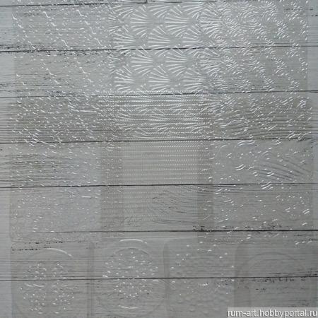 Текстурный лист 9 для теста, марципана, полимерной глины, набор 10 шт. ручной работы на заказ