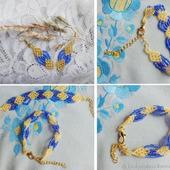 Серьги  и браслетты (2) Ветерок