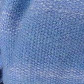 Палантины: длинный, широкий синий шарф - палантин  из мохера