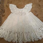 Платье нарядное Моя Принцесса