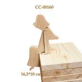 160 Ангел. Деревянные заготовки для роспсиси