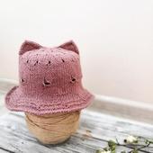 Шляпка из хлопка safari_hat