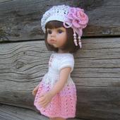 Одежда для кукол Паола Рейна ростом 32-34 см, Антонио Хуан и кукол подобного формата
