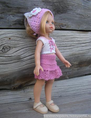 Одежда  для кукол Паола Рейна ручной работы на заказ