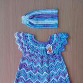 Платье и косынка