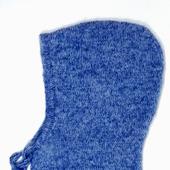 Капюшоны: Вязаная теплая шапка капюшон (балаклава, шлем снуд башлык)