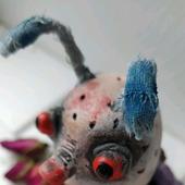 Тедди-долл, тедди-кукла, насекомое, интерьерная игрушка, подарок