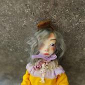 Кукла подарок интерьер праздник
