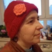 фото: осенняя шапка
